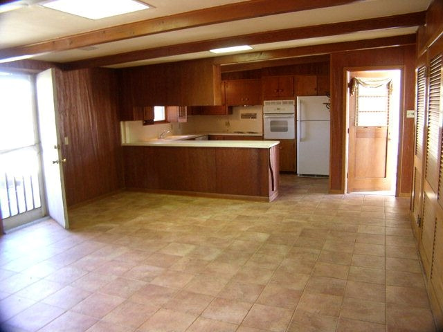 70's Budget Kitchen Remodel Before